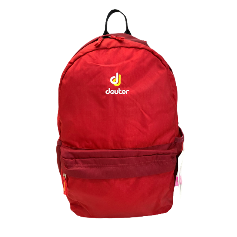 DEUTER STREET II BACKPACK RED